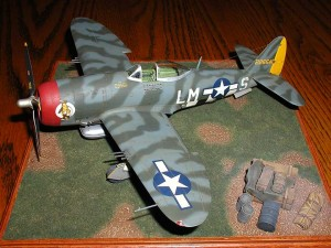 "United States Army Air Corps P-47D ""Thunderbolt"""