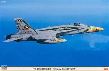 00909 FA-18c Hornet Chippy Ho- 3 kits in 1