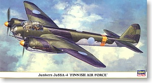 00939 Ju-88A-4 Finnish Air Force
