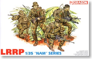 3303 US LRRP Team Vietnam