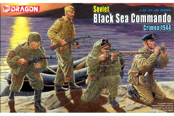 6457 Soviet Black Sea Commandos