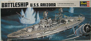 H482 RevelUSA USS Arizona