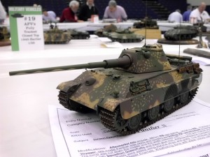 WWII German Panther II  tank By: Steve Bacon