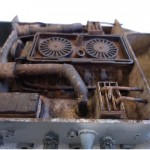 Weathered M-47 engine pic 002