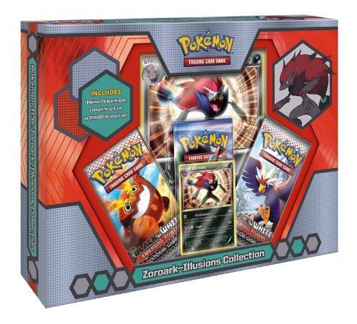 Pokemon Cards – Black & White – Zoroark – Illusions Collection