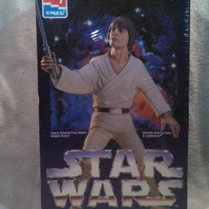 Star Wars Luke Skywalker: AMT/ ERTL