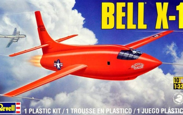 Bell X-1: Revell of USA