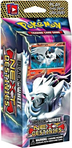 Pokemon Cards – Black and White Next Destinies – Explosive Edge Theme Deck