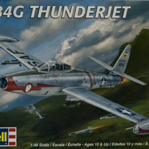F-84G Thunderjet: Revell of USA