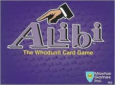 Alibi: Mayfair Games