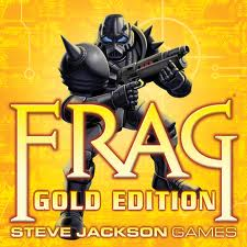 Frag Gold Edition: Steve Jackson Games