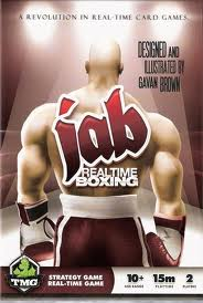 JAB Real time Boxing: Tasty Minstrel Games