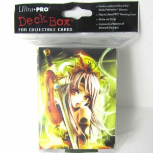 Collectible Card Game: Deck Box #1