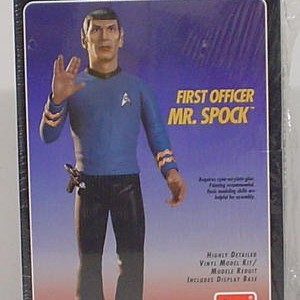Star Trek First Officer Mr. Spock: AMT/ ERTL