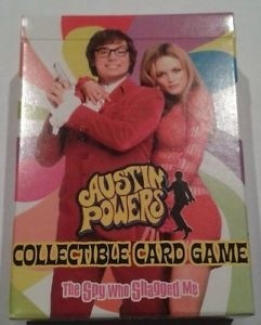 Austin Powers: Collectible Card Game