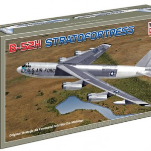 "USAF B-52H ""Cold War"" Stratofortress: Minicraft"