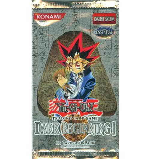 Yu-Gi-Oh! – Dark Beginning Booster Pack
