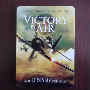 victory by air tin